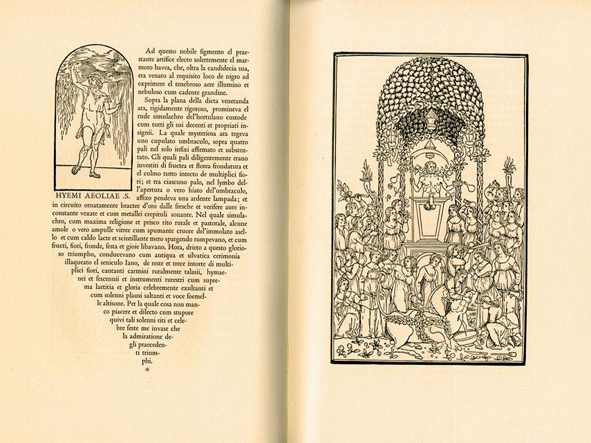 Hypnerotomachia Poliphili (1499)