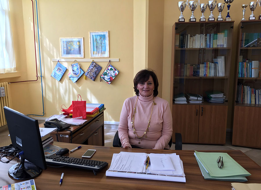 Prof.ssa Silvana Di Caterino
